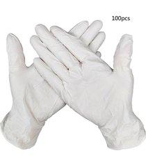 los trabajos de limpieza universal dedo guantes guantes de nitrilo powder-free 50pcs/100pcs