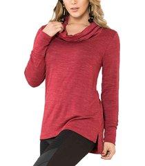 blusa evelyn rojo para mujer croydon