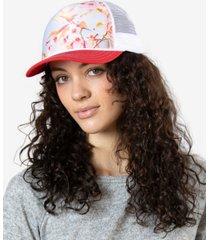 pistil women's trucker hat