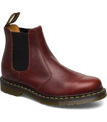 2976 shoes chelsea boots brun dr. martens