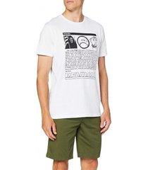 t-shirt korte mouw jack & jones camiseta jack jones eminem 12172543