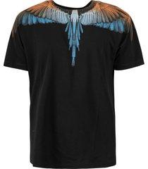 marcelo burlon regular wings t-shirt