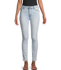 true religion women's jennie skinny jeans - love street - size 32 (10-12)