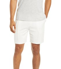 men's topman knit tie waist shorts