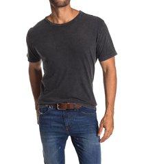 lira clothing vintage wash unisex t-shirt, size x-small - black