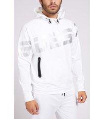 guess men's arden scuba active hoodie