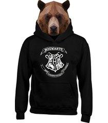 buzo chaqueta hoodies harry potter howarts
