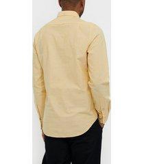 gant the oxford shirt slim bd skjortor mimosa