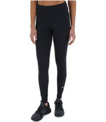 calça legging nike all in tight - feminina - preto/branco