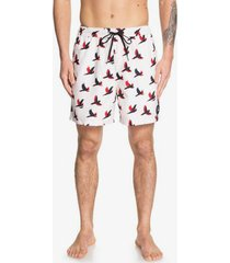 "cockatoo 17"" swim shorts"
