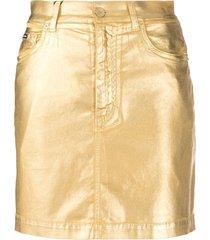 dolce & gabbana 5pockets skirt