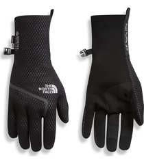 guantes mujer gore closefit tricot glove - the north face
