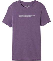camiseta john john rg hidden dangers malha algodão roxo masculina (potent purple, gg)