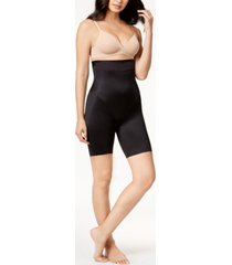 maidenform skin spa high-waist moisturizing thigh slimmer dm0047