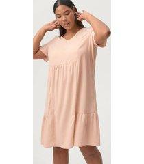 klänning mcomo s/s knee dress