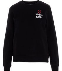 karl lagerfeld forever karl sweatshirt