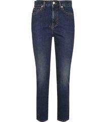 alexander mcqueen classic regular jeans