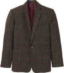 giacca elegante a quadri (marrone) - bpc selection