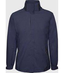 chaqueta 3 en 1 desmontable azul marino andesland