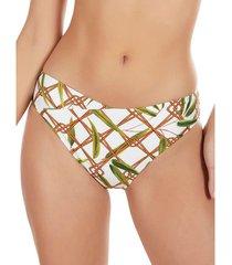 bikini selmark bambu bikini zwempakkousen wit mare