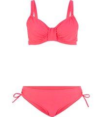 bikini con ferretto (set 2 pezzi) (fucsia) - bpc bonprix collection