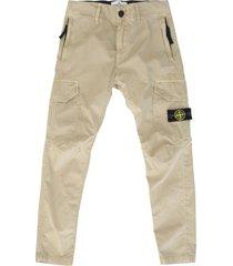 stone island junior cargo pants