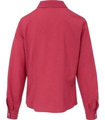 blouse lange mouwen van mayfair by peter hahn rood
