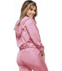 chaqueta antifluido en colores mujer marca trucco's