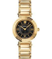 women's versace tribute bracelet watch, 35mm