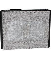 hooke's rfid flex bi-fold wallet