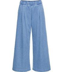jeans a palazzo (blu) - rainbow
