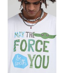 camiseta strong with the force
