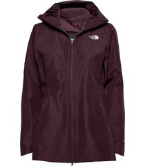 w hikesteller parka shell jacket - eu outerwear sport jackets lila the north face