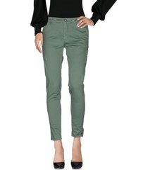 turquoise casual pants