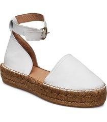 wayfarer sandal sandaletter expadrilles låga vit royal republiq