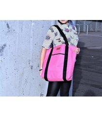 duża torba miss szoperka 1 - pink