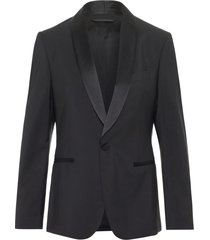 blazer savile tux comfort wool