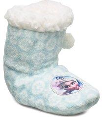 elastic slippers slippers inneskor blå disney