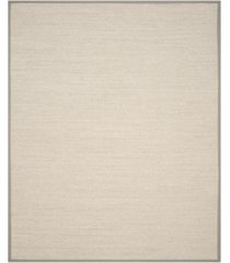 safavieh natural fiber marble and khaki 8' x 10' sisal weave area rug