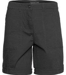 casual shorts shorts flowy shorts/casual shorts svart brandtex