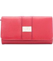 billetera francisca rojo esencial