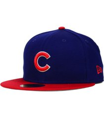 new era chicago cubs mlb cooperstown 59fifty cap