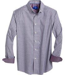 egara raspberry check sport shirt