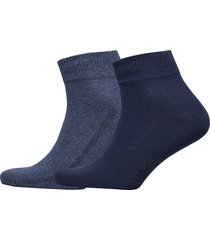 levis 168sf mid cut 2p underwear socks regular socks blå levi´s