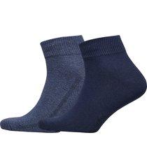 levis 168sf mid cut 2p underwear socks regular socks blå levi´s