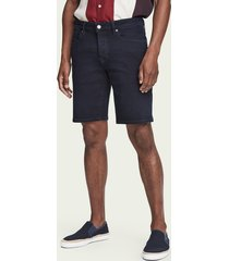 scotch & soda ralston short - autumn mood | mid rise slim fit