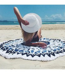 2018-summer-thick-round-beach-bath-towel-with-tassels-microfiber-cotton-shawl-th