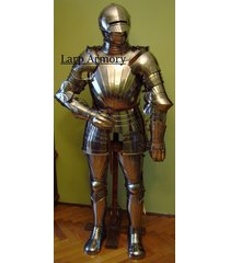 medieval wearable gothic renaissance full suit of armour halloween costume