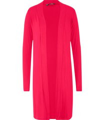giacca lunga in maglina (rosso) - bpc bonprix collection
