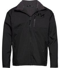 active hooded midlayer jacket outerwear sport jackets svart helly hansen